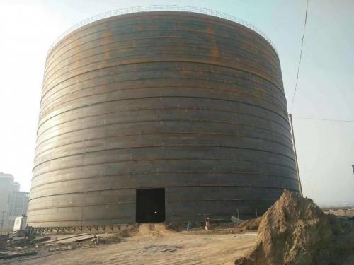 钢板仓厂家提示水泥钢板仓有何优势