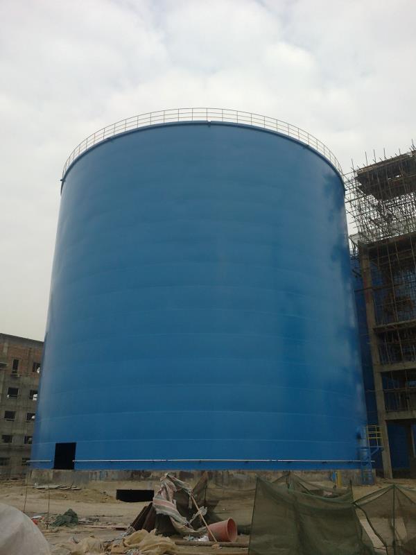 1万吨大型钢板库