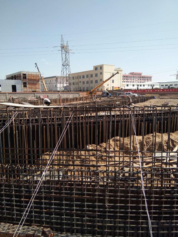大型钢板库基础设计厂家