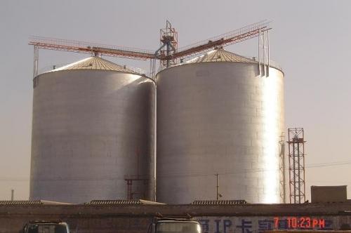 大型焊接钢板仓