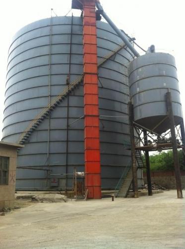 钢板仓改造     大型钢板库改造厂家