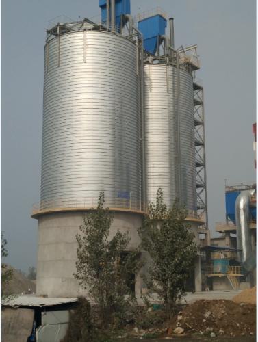 徐州徐刚集团直径15米的螺旋钢板仓