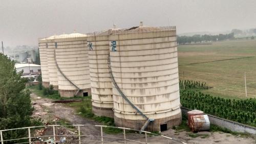 重庆粉煤灰储存罐厂家