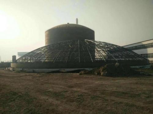 湖北5万吨粉煤灰钢板仓