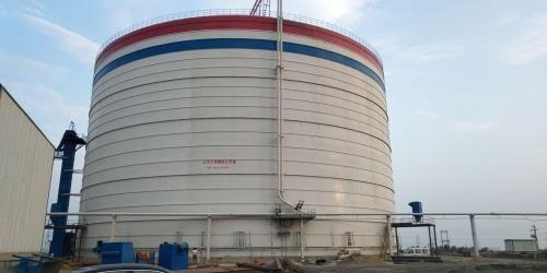 安徽10万吨粉煤灰储存库