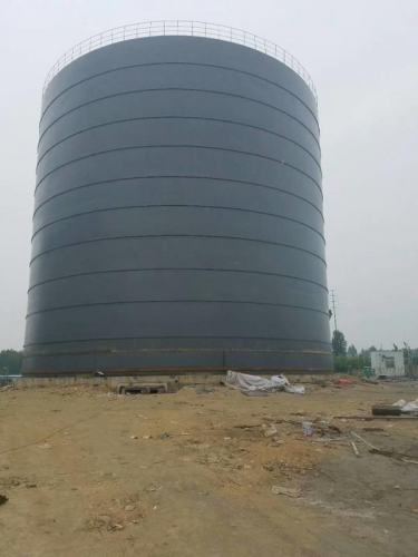 2万吨粉煤灰库