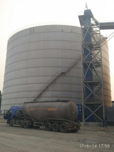 安徽5万吨大型钢板库