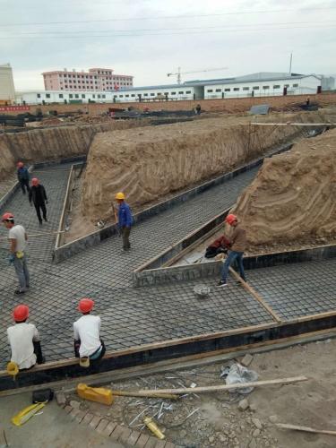 大型钢板库钢板仓改造