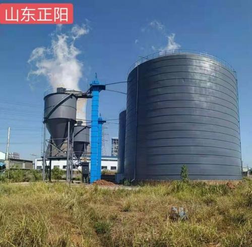 万吨粉煤灰储存库加工厂家