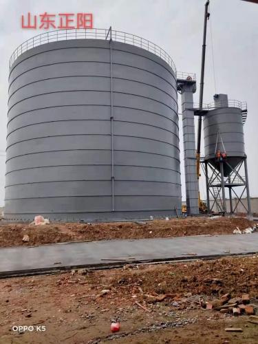 10万吨水泥钢板库