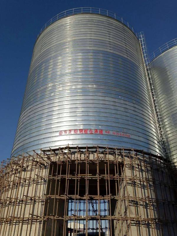 上海1万吨粉煤灰钢板仓