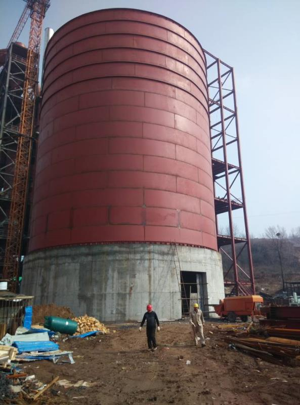 大型钢板仓