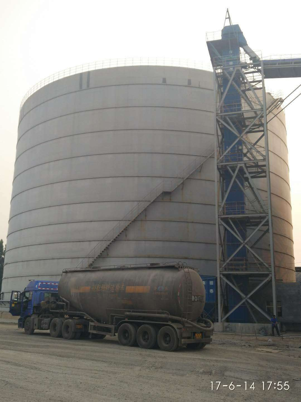 莱芜5万吨钢板库