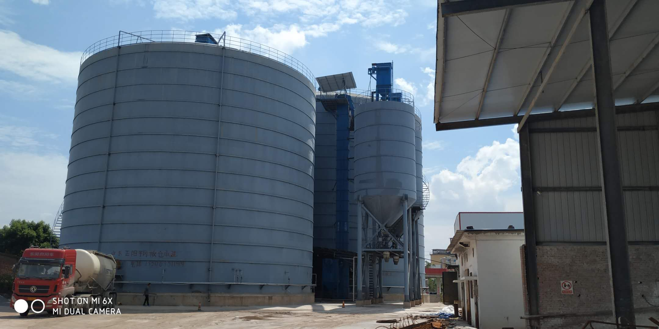 重庆3万吨钢板库